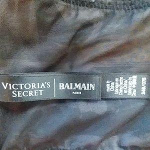 Victoria's Secret Intimates & Sleepwear - Victoria's Secret Balmain Paris Lined Balconet Bra